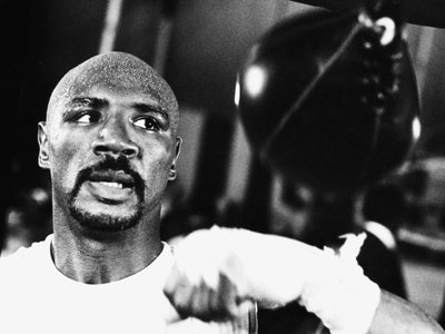 Hagler training