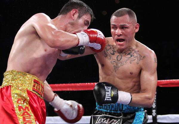Donaire vs. Arce, Rios vs. Alvarado on October 13 - Best ...