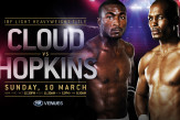 Cloud v Hopkins poster
