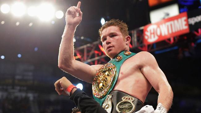 Mr. Franco sees it going Canelo's way.