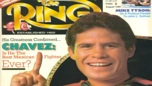 Chavez, Ring magazine